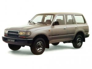 Шины для Toyota Land Cruiser 80